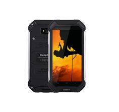"2016 Original 4.5"" GuoPhone V19 Android 6.0 MTK6580 Quad Core mobile phone 1GB RAM 8GB ROM IP68 Waterproof Shockproof Smartphone"