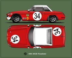 MGB 1964