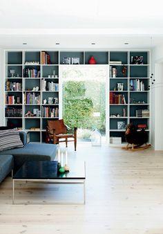 Murermestervilla anno 2014: Moderne drømmehjem - Boligliv