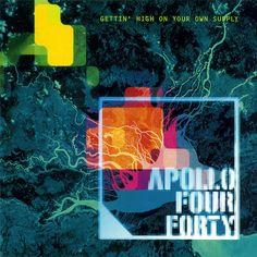 APOLLO 440 - Gettin´high on your own supply