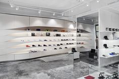 Norse creation mythology plays a role at elemental Oslo concept store. Retail Store Design, Retail Shop, Lifestyle Store, Oslo, Business Design, Universe, Concept, Architecture, Home