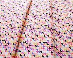 Art Gallery Fabrics Geometric Bliss Tessellate Raspberries