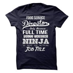 Food Service Director, Order HERE ==> https://www.sunfrog.com/LifeStyle/Food-Service-Director-57608367-Guys.html?41088 #foodideas #foodrecipes