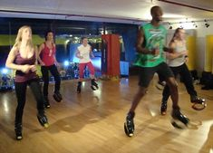 Kangoo power on dayly mail UK, just in case you are in London area check gymbox.co.uk