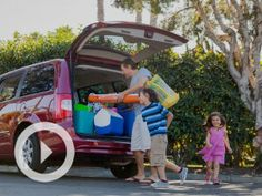 In less than two minutes, we're going to show you how to pack your car to make your life and your road trip a lot eas...