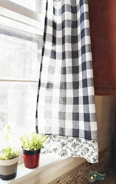3 Easy And Cheap Cool Ideas: Brown Curtains Sunrooms beige curtains benjamin moore.How To Make Boho Curtains curtains rods crown moldings.Curtains Behind Bed Rugs. Beige Curtains, No Sew Curtains, Rustic Curtains, Curtains Living, How To Make Curtains, Rod Pocket Curtains, Hanging Curtains, Kitchen Curtains, Bedroom Curtains Blackout