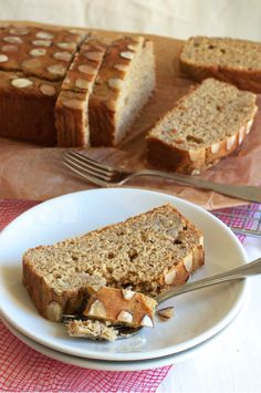 Banana Nut Bread Recipe: Healthy Sugar Free Snack or Breakfast Cake — Family Fresh Cooking