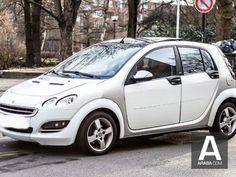 Otomobil Smart Forfour 1.5 CDI
