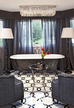 Old Hollywood Style Bedroom | old hollywood style bathroom