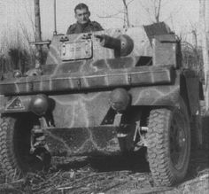 Panzerspähwagen Lince 202(i) | by Panzer DB