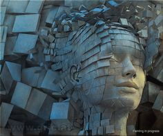 PETER GRIC | Dissolution of Ego | Ego in Auflösung
