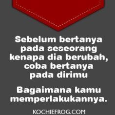 ideas for quotes indonesia cinta sahabat Quotes Sahabat, Rude Quotes, Quotes About Haters, Quotes Lucu, Quotes Galau, Quotes From Novels, Funny Quotes, Cinta Quotes, Wisdom Quotes