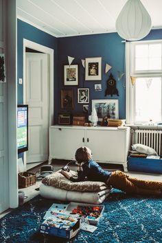 Teenage Room, Victorian Terrace, Scandinavian Home, Awesome Bedrooms, Home Bedroom, Good Night Sleep, Kids Room, Lounge, Grimm
