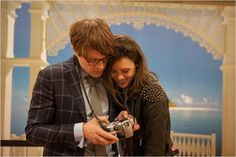 I Origins : Photo Astrid Berges-Frisbey, Michael Pitt