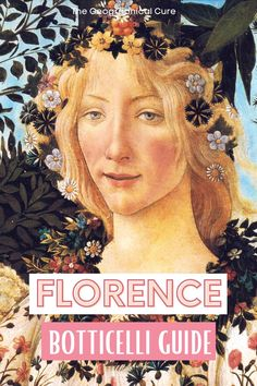 Are you on the Botticelli Trail in Florence Italy? If so, here's my guide to 12 famous paintings by Sandro Botticelli in Florence. I give you an overview of these Botticelli masterpieces and tell you where to find them. Botticelli was the greatest painter of the early Renaissance period. He was a true son of Florence, living there his entire life, except for an 11 month stint working on three Sistine Chapel frescos in Rome. Botticelli's art represents the pinnacle of the early Renaissance.