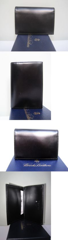 Business and credit card cases 105860 brooks brothers genuine business and credit card cases 105860 168 brooks brothers french calfskin leather wallet credit card colourmoves