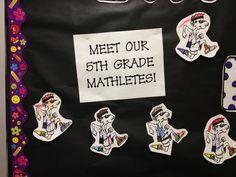 Mathletes, fun project Thanks Ali!! :)
