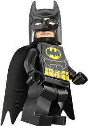The goal...batman.
