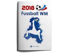 Das umfassende und unabhängige Lehrmittel zur Fussball WM 2018 für den fächerübergreifenden Unterricht!