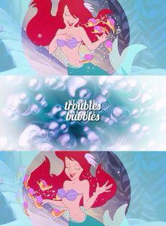 Under the sea!