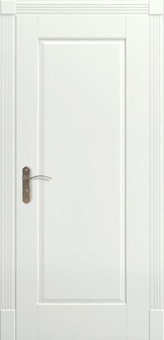 Двери Academy Bianco
