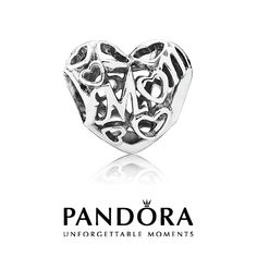 EVESCITY Personalized Customized 925 Silver Heart Photo Charms Photo Love Beads Charm Beads for Bracelets Necklaces /♥ Gifts for Her Women Children Kids Mothers Moms /♥