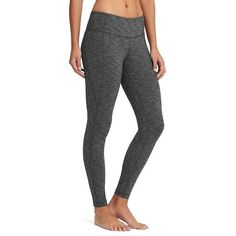 Athleta Women Revelation Tight Size L Petite ($79) ❤ liked on Polyvore featuring black and athleta