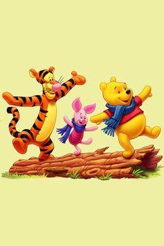 Tigger piglet & pooh