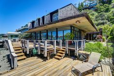 Waterfront living at its best in Belvedere.  Panoramic water views from the Golden Gate Bridge to Mt Tamalpais and a boat dock! Yes, please! Offered at $2,550,000 http://pacunion.us/69westshore