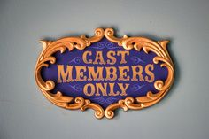 Cast members do an average of 285,000 pounds of laundry per day.