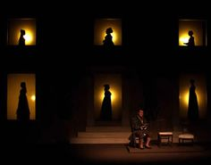 Pride and Prejudice--by Jon Jory, based on the novel by Jane Austen  Directed by H. Duke Guthrie--Scenic Design by Keith Pugh