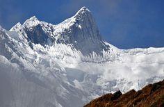 na szlaku, Annapurna, BarahaSikhar 7647m, NEPAL