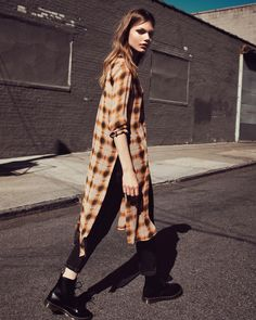 #retoucher #photoshop #photoshoot #photography #urbanoutfitters #fashion #editorial #model #grunge #plaid #fall #90s