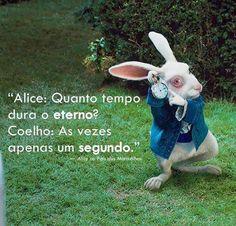 Alice no país das maravilhas - O filme mais inspiracional que eu já assisti