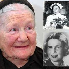 Meet Irena Sendler, a Polish woman who saved Jewish children from certain death in the Warsaw ghetto during World War II. She was caught, and the Nazi's broke both her legs, and arms, and beat her severely. Nominated for the Nobel Peace prize in 2007 Irena Sendler, Ute Lemper, Warsaw Ghetto, Warsaw Poland, Warsaw City, Nobel Peace Prize, Nobel Prize, Interesting History, Faith In Humanity