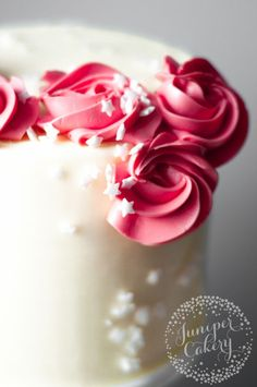 Tutorial for unicorn cake
