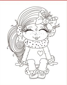 Look what I found on AliExpress Cute Coloring Pages, Colouring Pics, Adult Coloring Pages, Coloring Books, Colorful Drawings, Colorful Pictures, Cute Drawings, Cartoon Drawings, Big Eyes Artist