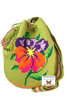 Erg leuk, deze tassen! wayuubags: Wayuu Designs