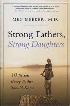 """interesting.  OP says """"This book raises a lot of emotions for me... a book every dad should read so he can take good care of his beautiful daughters. My girls are so lucky to have the most amazing dad! He does it all!"""""""