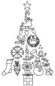Christmas Items Christmas Tree