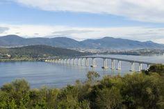 Tasman bridge [1964 - Hobart, Tasmania, Australia]