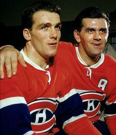 Henri and Maurice Richard