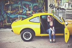 Classic Opel GT babe Drift Truck, Car Photography, Tv Commercials, Mazda, Volvo, Cool Cars, Classic Cars, Vehicles, Hot Rods