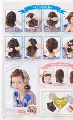 Braid ideas for short hair