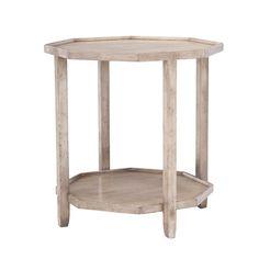 Elliston Octagon Table Decor, Living Room, Furniture, Room, Side Table, Table, Home Decor, Octagon Table, Beachwood