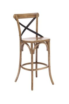 Union Square Bar Chair - Natural by Zuo Era on @HauteLook