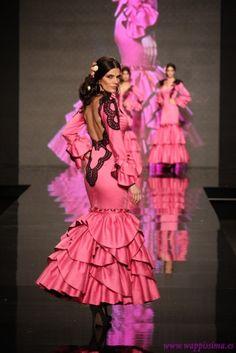 フラメンコ コレクション Colección Flamenco  por  Lina  en  SIMOF 2013