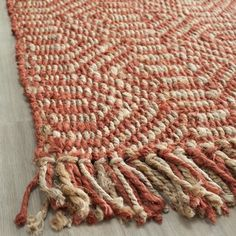 @Overstock - Add functional beauty to your home decor with an eye-catching rug  Transitional rug adds warmth and texture to any room Runner offers natural and rust background http://www.overstock.com/Home-Garden/Hand-woven-Arts-Natural-Rust-Fine-Sisal-Runner-26-x-8/4382760/product.html?CID=214117 $60.34