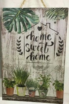 Diy Arts And Crafts, Handmade Crafts, Wood Crafts, Tole Painting, Painting On Wood, Wood Images, Decoupage Vintage, Country Paintings, Pallet Art