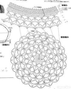 Crochet Beret Pattern, Bonnet Crochet, Crochet Beanie Hat, Crochet Cap, Diy Crochet, Crochet Patterns, Crochet Hat For Women, Crochet Girls, Crochet Clothes